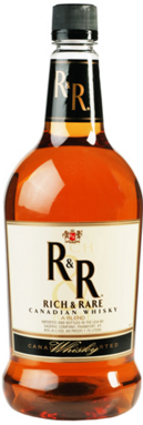 Rich & Rare Canadian Whisky 80@